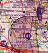 VFR aeronautical chart Italy North 2017  ROGERS-ITALY-N17 image 2