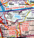 VFR aeronautical chart Switzerland 2017  ROGERS-SWISS image 1