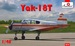 Yak-18T Red Aeroflot
