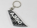 A350 Carbon Tail Keyring