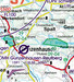 VFR aeronautical chart Germany North 2018  ROGERS-GERM-N image 11