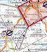 VFR aeronautical chart Germany South 2019  ROGERS-GERM-S image 6