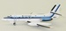 Lockheed L-1329 JetStar 8 Eastern Air Lines N12241 With Stand LIMITED 100 MODELS