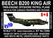 Beech B200 King Air (Canadian Fisheries and Oceans) Reissue