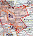 VFR aeronautical chart Germany North 2019  ROGERS-GERM-N image 2