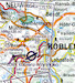VFR aeronautical chart Germany South 2019  ROGERS-GERM-S image 3