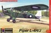 Piper L4H/J Cub (French AF, RAAF, AURI, ML-KNIL)