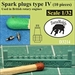 Spark Plugs Type IV (10x)