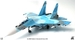 Sukhoi Su30 Flanker-C Russian Air Force, 2014
