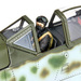 Focke Wulf TA152H-1 Forward Facing Pilot figure