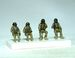 "H60 ""Black Hawk"" crew - 4 figures"