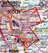 VFR aeronautical chart Germany North 2018  ROGERS-GERM-N image 2